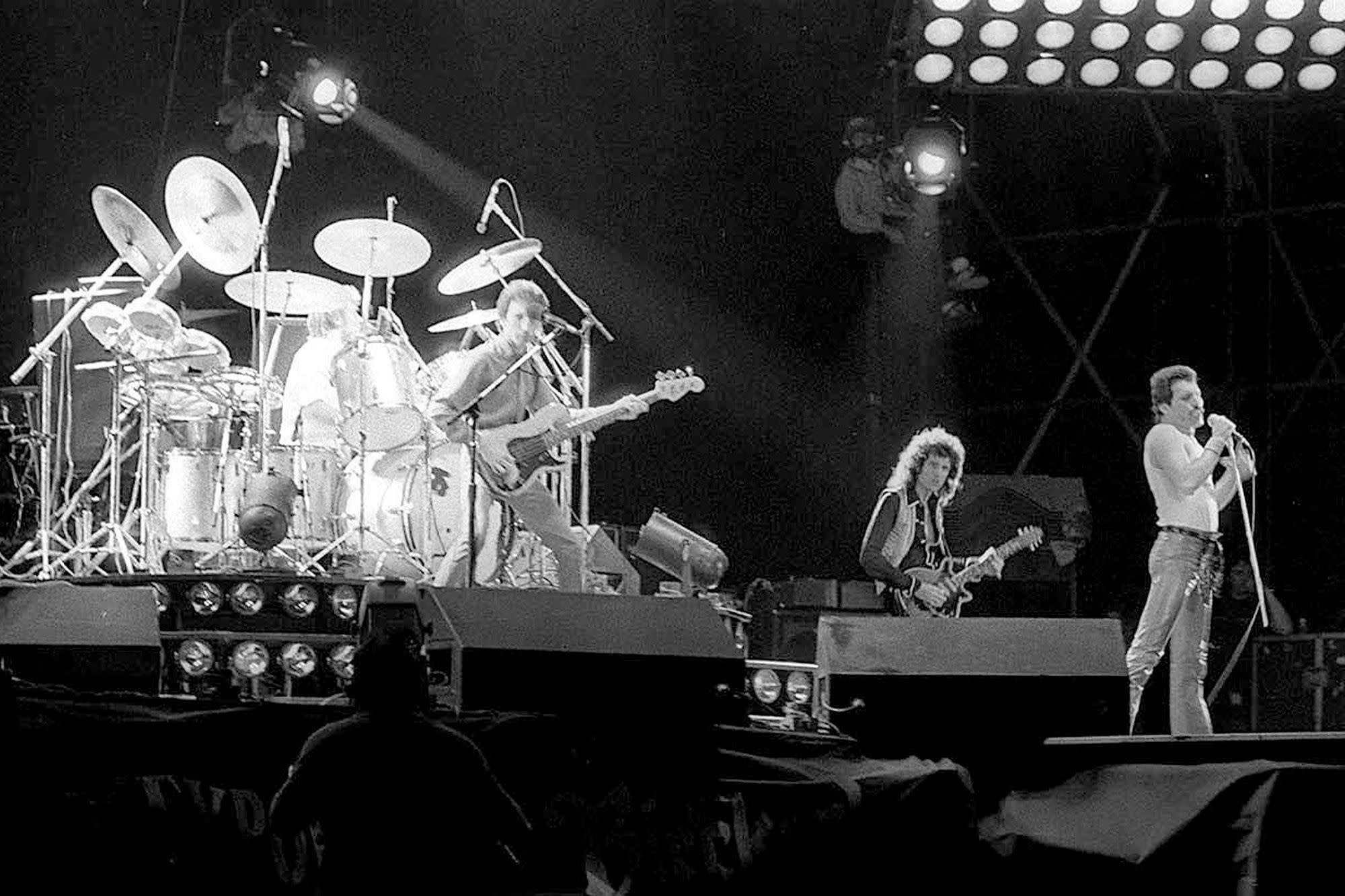 Queen. A 40 años de la gira que lo cambió todo