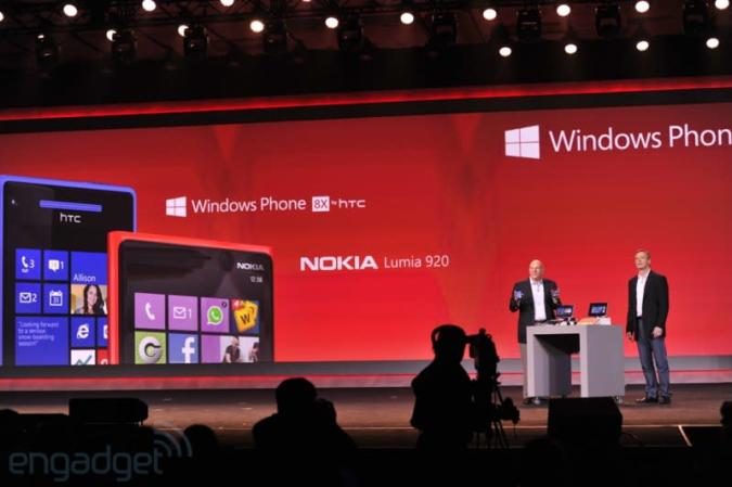 Qualcomm's Paul Jacobs: too early to call the game on Windows Phone