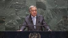 Guterres exige que el clima sea clave en planes de recuperación de la COVID-19