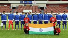 India U-17 National Team holds Benfica U-17 to a gritty 2-2 stalemate in Portugal