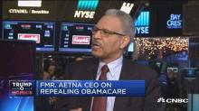 Former Aetna CEO on repealing Obamacare