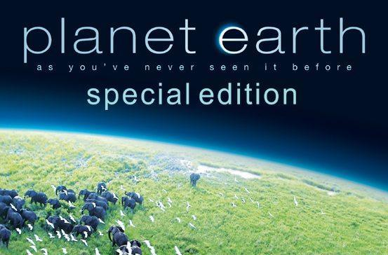 Planet Earth Special Edition Blu-ray set coming to the US from BBC America