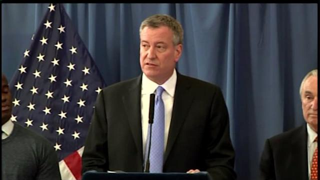 NYC Mayor Drops Stop And Frisk Appeal
