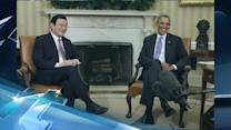 Breaking News Headlines: Obama, Vietnam Leader Agree on Trade but Clash on Human Rights