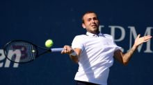 Dan Evans crashes out against Corentin Moutet to bring end to Britain hopes of US Open success