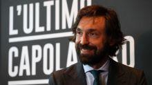 Juventus oficializa Pirlo como treinador do time sub-23