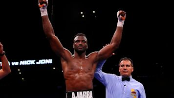 Will Ajagba be the next heavyweight star?