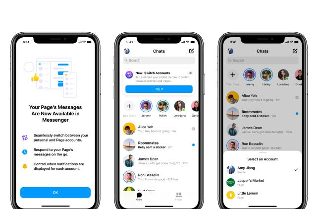 Facebook's small business tools include a new Messenger inbox