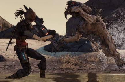 Gearbox: Borderlands art style helped 'make a certain leap of faith'