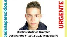 Buscan a un niño de 13 años desaparecido hace 12 días en Ciudad Real
