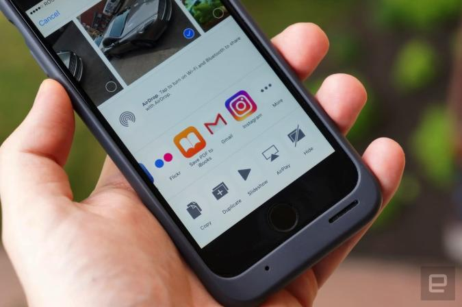 You can finally post to Instagram from other iOS apps