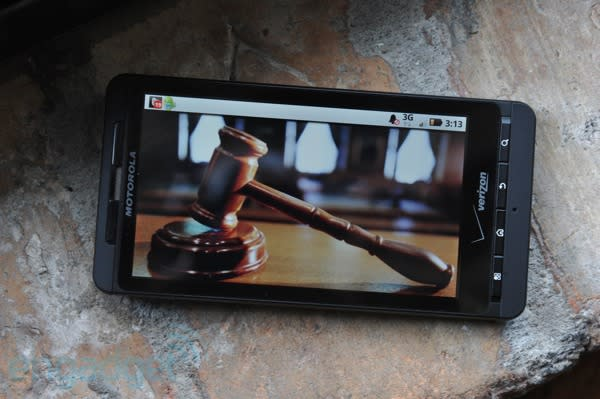 Oracle drops patent from Google lawsuit, Google moves to strike Oracle's third damages report