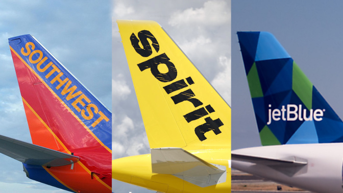 8 money-saving travel hacks on Southwest, Spirit and JetBlue