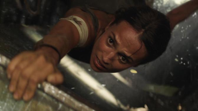 Tomb Raider: New UK trailer