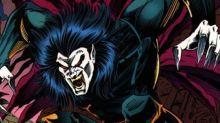 Suicide Squad's Jared Leto unveils teaser for Spider-Man spin-off Morbius