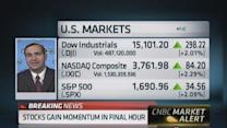 Stocks can rally to year end: Pro