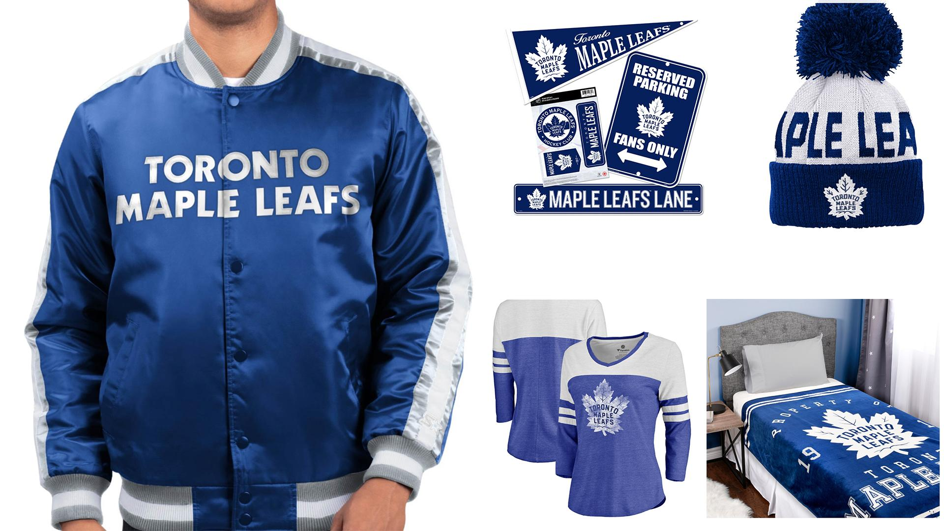 Shopping For A Leafs Fan We Ve Got You Covered