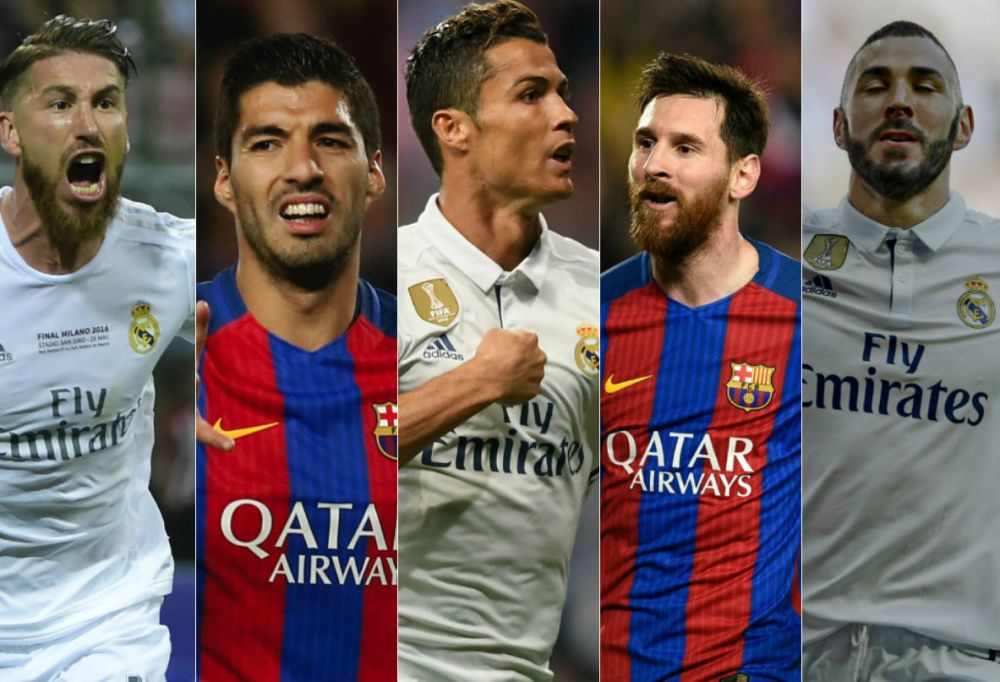 Le choc Real Madrid-Barcelone en 5 duels