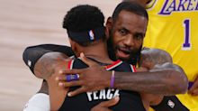 Carmelo Anthony praying for Blazers stay after LeBron James praise