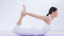 5 simple yoga postures for a flat stomach