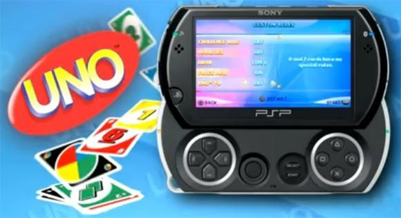 Gameloft bringing downloadable UNO to PSP on April 22