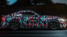 AutoComplete: Toyota teases a four-cylinder version of the Supra