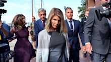 USC questioned whether Lori Loughlin's daughters were crew athletes 1 year before college admissions scandal