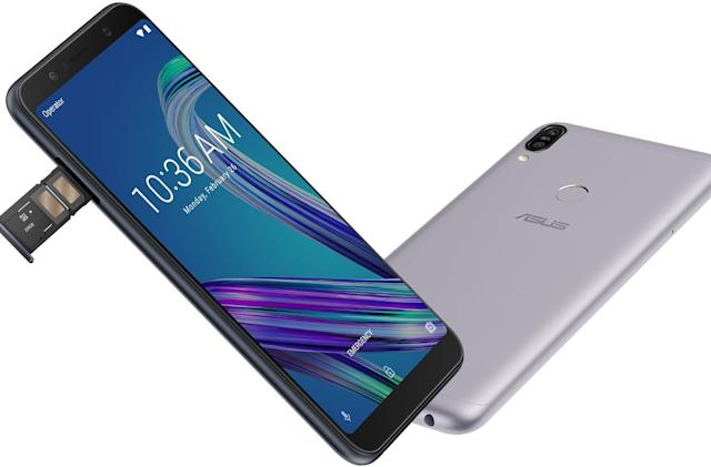 ASUS made a sub-$200 smartphone to fight Xiaomi in India