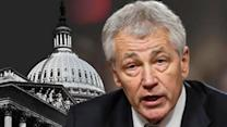 Raw: Senate Clears Way for Hagel Confirmation