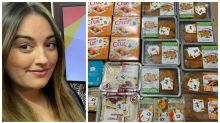 Mum's thrifty trick feeds three families for $12