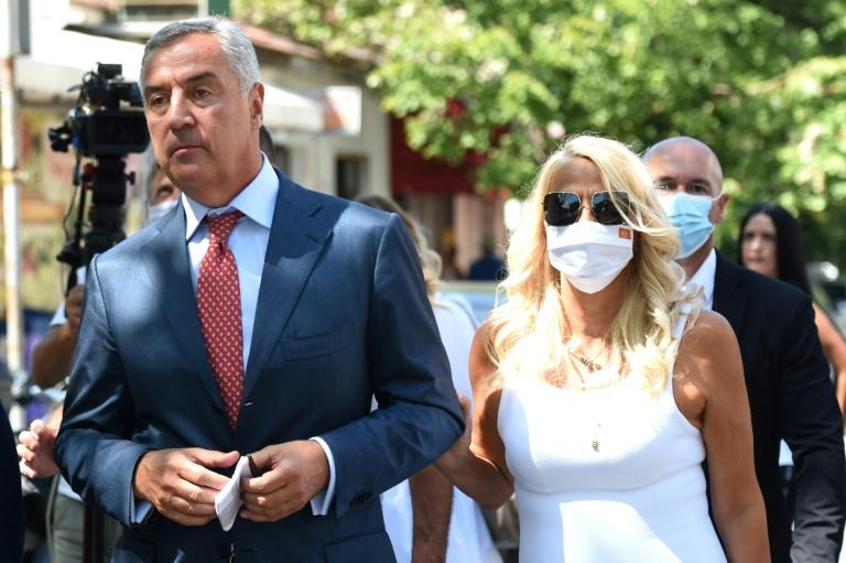 President Milo Djukanovic has led the Adriatic nation for half of his life