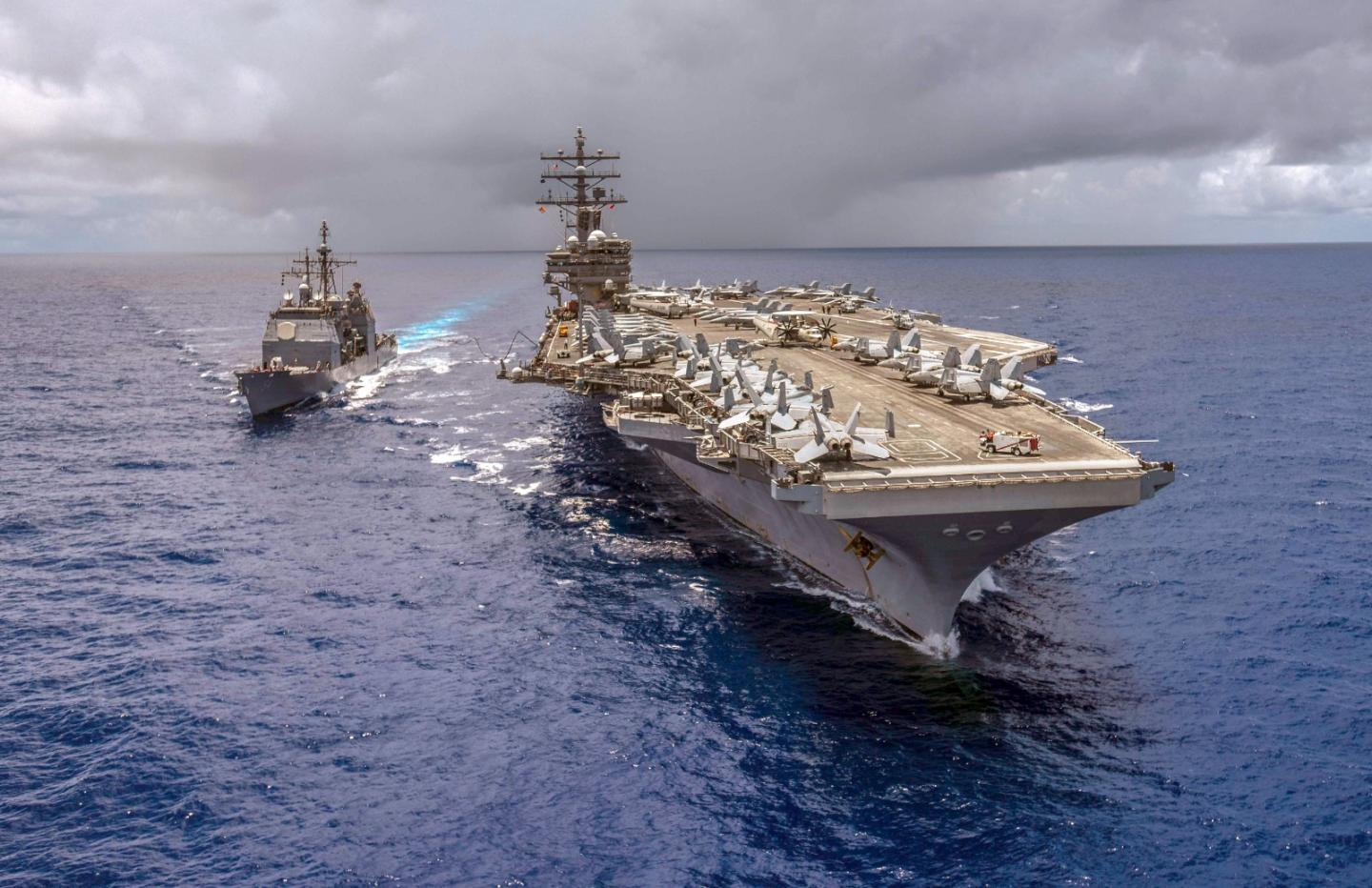 America Needs More Aircraft Carriers, And Britain's Royal Navy Has An Idea