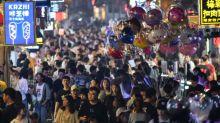 Chinas Einzelhandel erstmals seit Corona-Krise zurück auf Wachstumskurs
