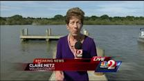 Lost boaters rescued in Volusia canal
