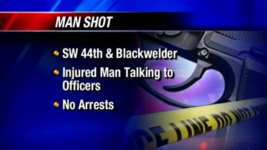 Man hospitalized after SW OKC convenience store shooting