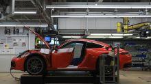 PorscheEyes Deeper Overhaul as Virus Shatters Industry