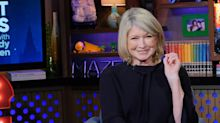 A Very Relatable Martha Stewart Corrects 'Fake News' Story About Her Many Peacocks