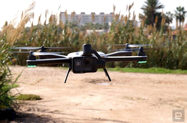 Drones won't be delivering weed in California any time soon