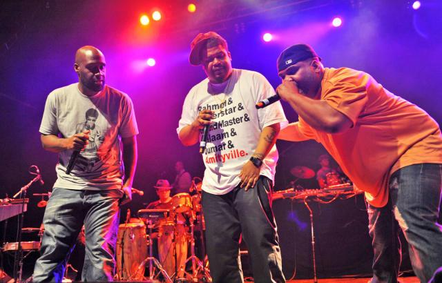 De La Soul's samples are why its classic albums stay offline