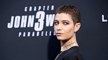 Asia Kate Dillon calls for awards to end gender specific acting categories