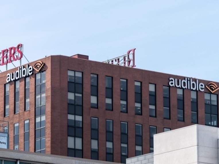 """Audible will be creating a """"Global Center for Urban Development"""" in Newark, NJ."""