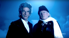 'Doctor Who' Christmas Teaser Trailer: Two Doctors Tackle a Twist in Time