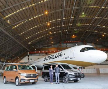 【新車發表】Volkswagen T6.1 Multivan搶搭星宇航空 打造最「高」新車發表會