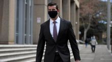 Ex-soldier's defamation trial continues