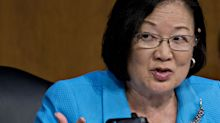 Who is Mazie Hirono, the senator telling men to 'shut up and step up' in the wake of Kavanaugh allegations