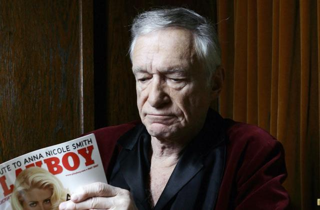Internet porn has pushed Playboy Magazine to go PG-13