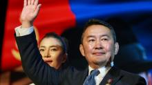 Corruption scandals muddy Mongolia's presidential vote