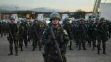 UN Security Council visits Haiti ahead of peacekeeper departure