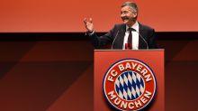 "Bayern-Präsident Herbert Hainer: FCB hat ""Champions League im Kreuz"""