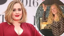 Adele looks almost unrecognisable in new Instagram photo